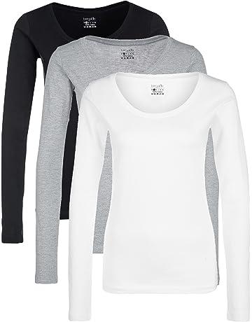 f848dc2c Berydale Women's Long Sleeve Top, pack of 3