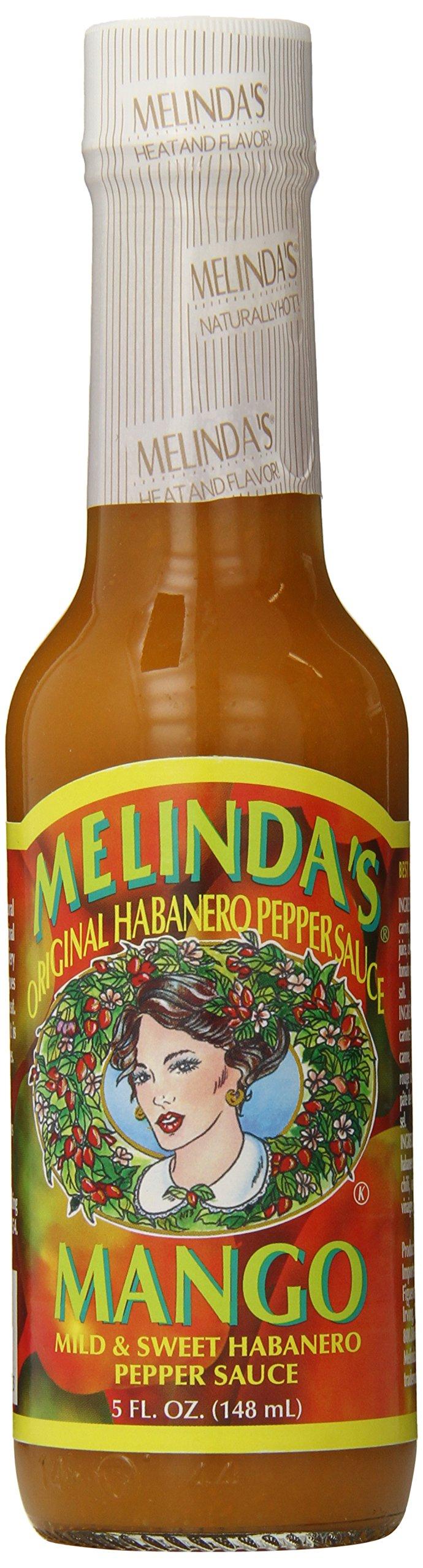 Melinda's Mango Habanero Hot Pepper Sauce