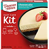 Duncan Hines Perfect Size Cheesecake Filling & Crust Mix, 6.1 oz