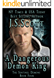 A Dangerous Demon King (The Sentinel Demons Book 4)