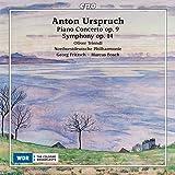 Urspruch: Piano Concerto Op. 9; Symphony Op. 14