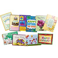 Pop-Up Birthday Cards: (Includes 20 Cards)