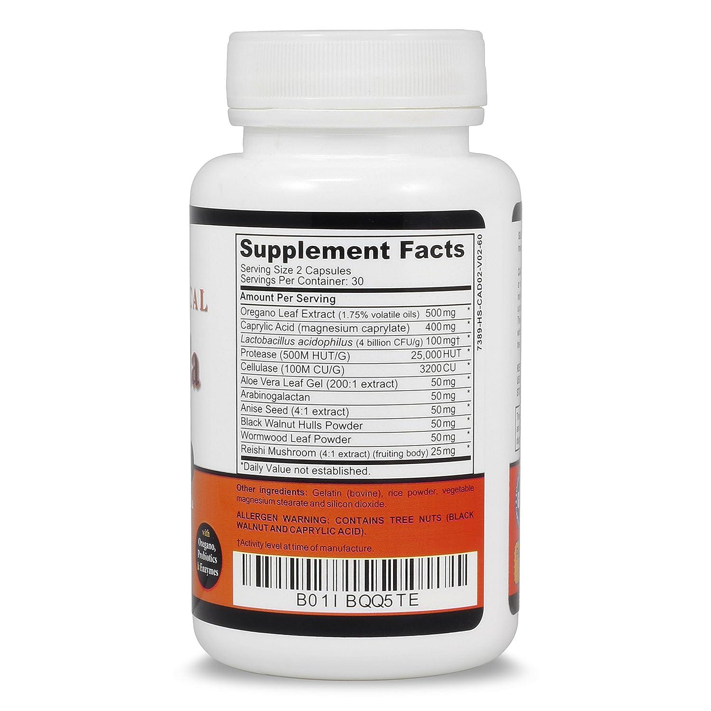Amazon.com: Candida Cleanse – Tratamiento para la fiebre ...