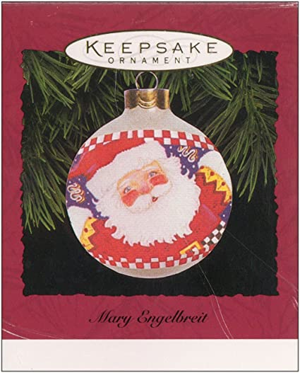 Hallmark Keepsake Mary Engelbreit Christmas Ornament - Amazon.com: Hallmark Keepsake Mary Engelbreit Christmas Ornament