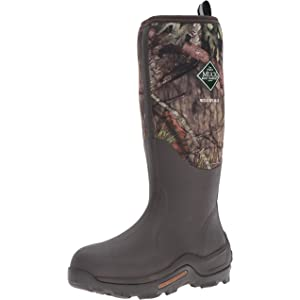 5c3b51a3b19 Muck Boot Woody Max Rubber Insulated Men s Hunting Boot