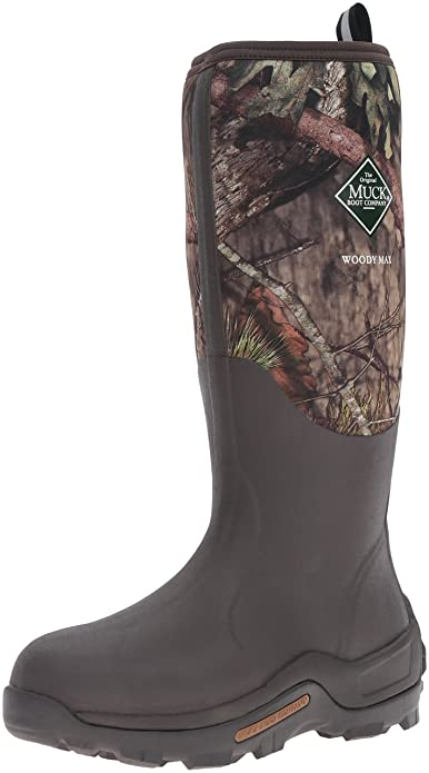 Amazon.com | Muck Boot Men's Woody Max Hunting Shoes | Hunting