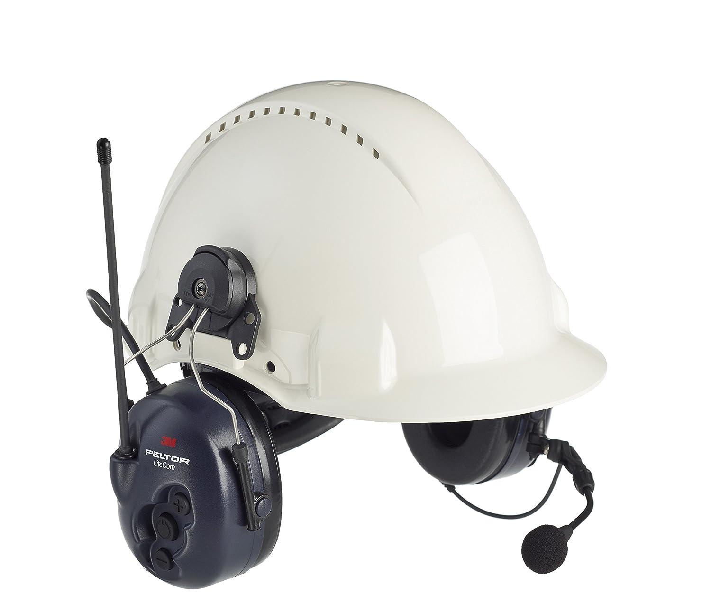 3M MT53H7P3E4400-EU - Lite-Com, PMR 446, para casco con anclaje P3E: Amazon.es: Bricolaje y herramientas
