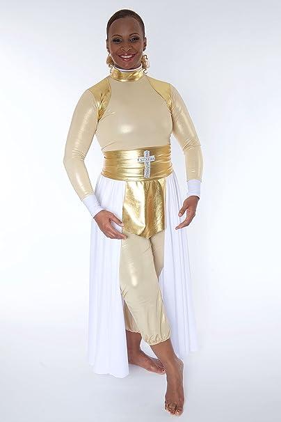 Amazon.com : Praise Garment / Vestuario De Danza Cristiana : Everything Else