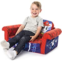 Marshmallow Paw Patrol Children's 2-in-1 Flip Open Foam Sofa