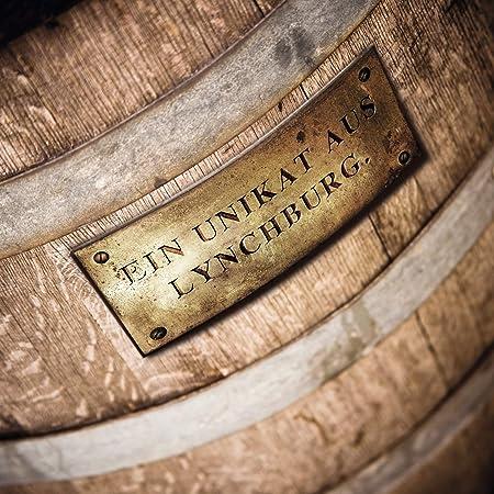 Jack Daniel's Single Barrel RYE 45°, 700 ml