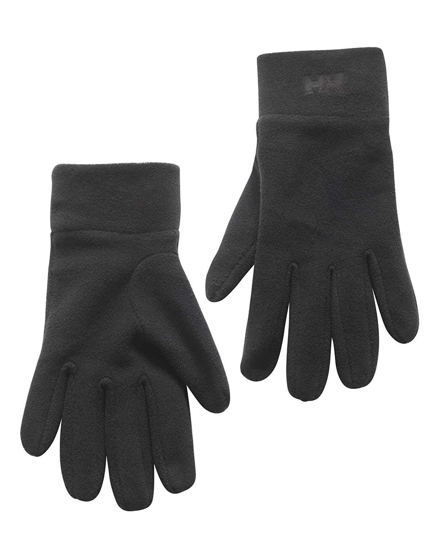 Helly Hansen Men's Polartec Gloves, Black, Large 67114