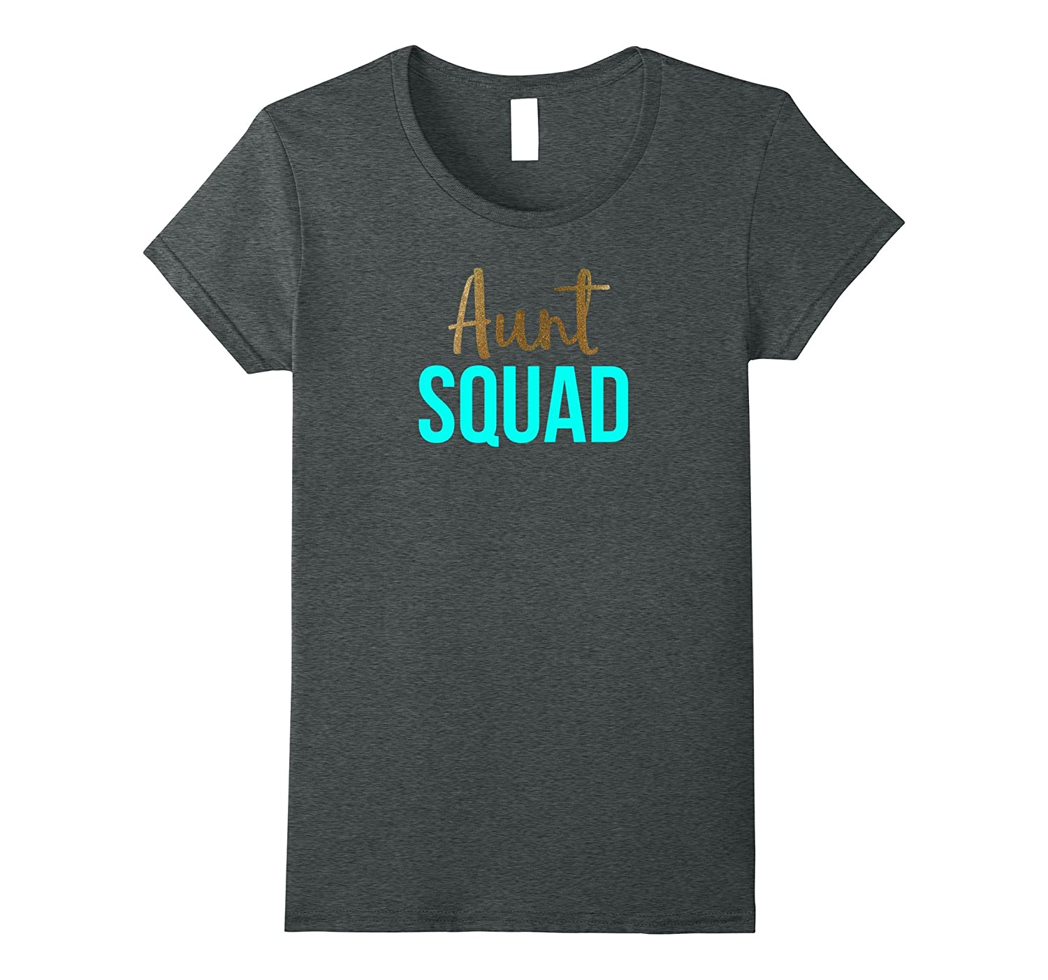 Gold glitter aunt squad shirt pregnancy announcement shirt for Bucket squad gold shirt