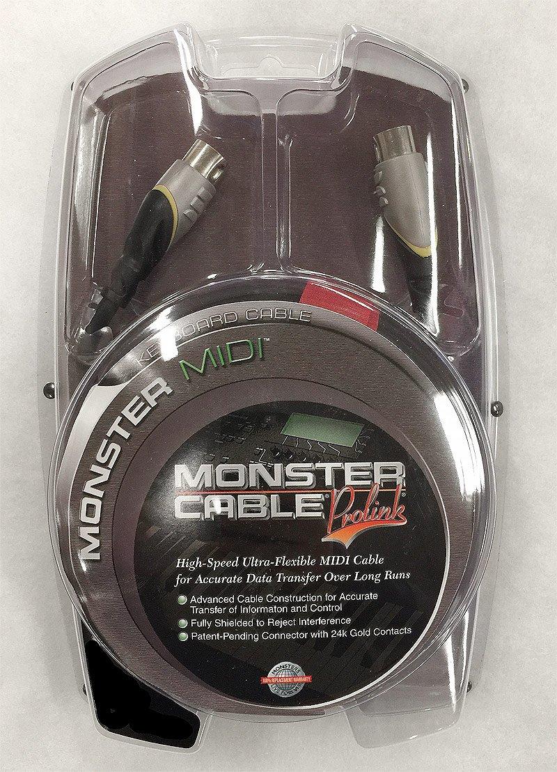 Monster Cable MMIDI-25 MIDI Cable (25 feet)