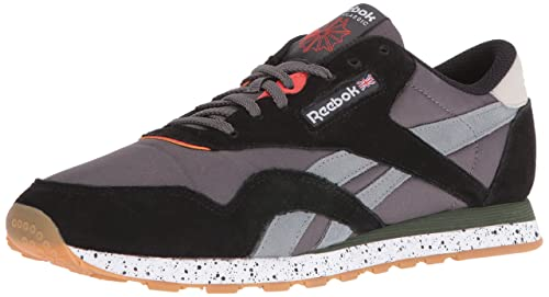 574085c8dbd9 Reebok Men s Cl Nylon Oe Fashion Sneaker
