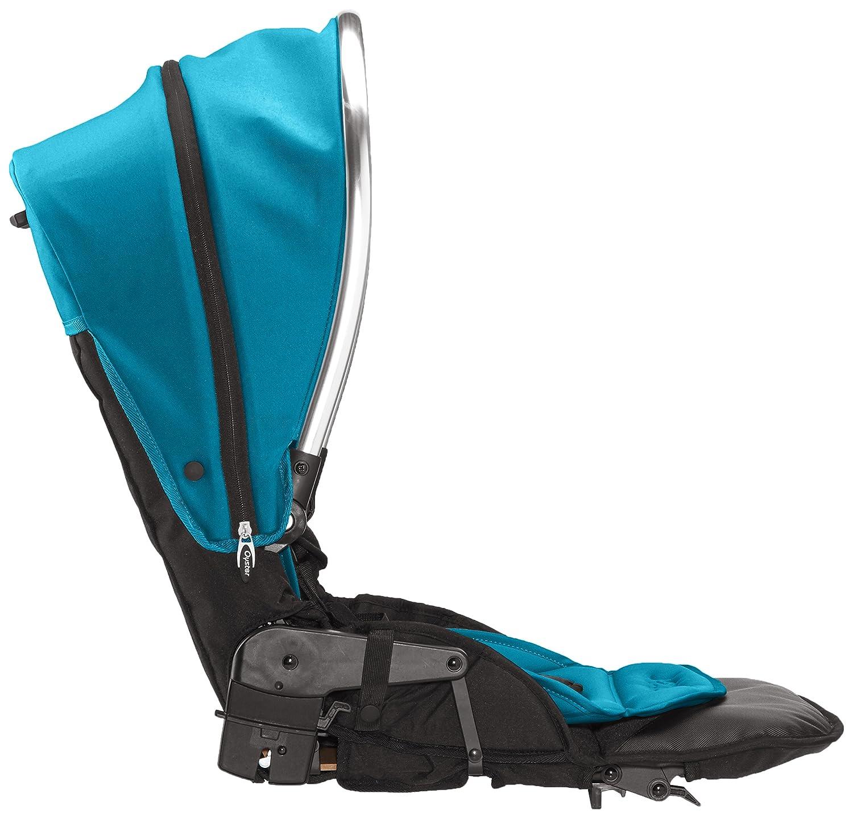 con set di cappottina e seduta imbottita petrol Secondo sedile per Oyster Max Vital Innovations Blu