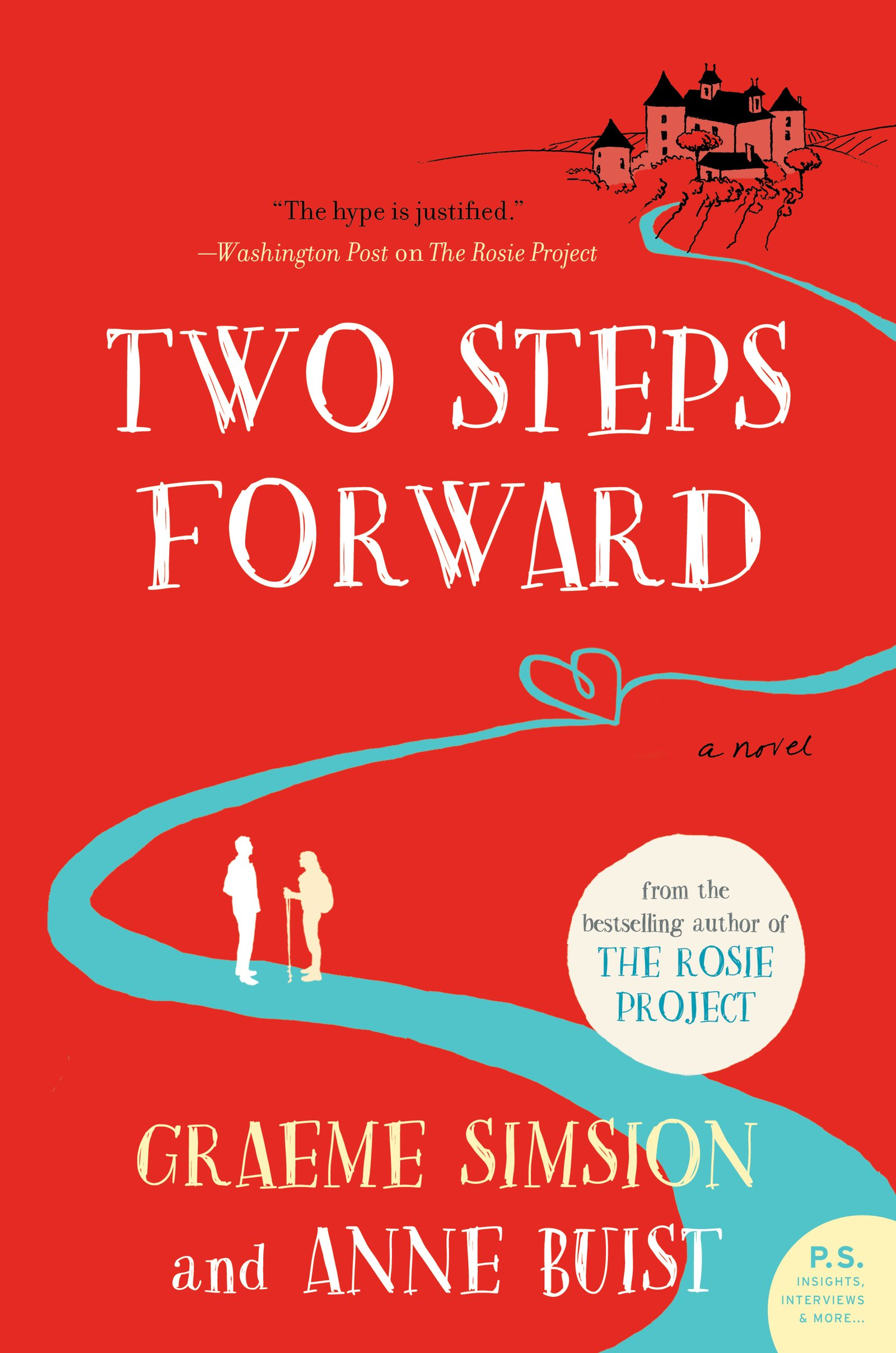 Two Steps Forward Graeme Simsion product image