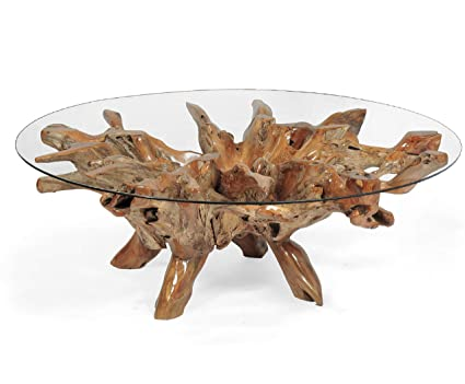 Incredible Amazon Com Genuine Teak Wood Root Coffee Table Including 55 Download Free Architecture Designs Scobabritishbridgeorg