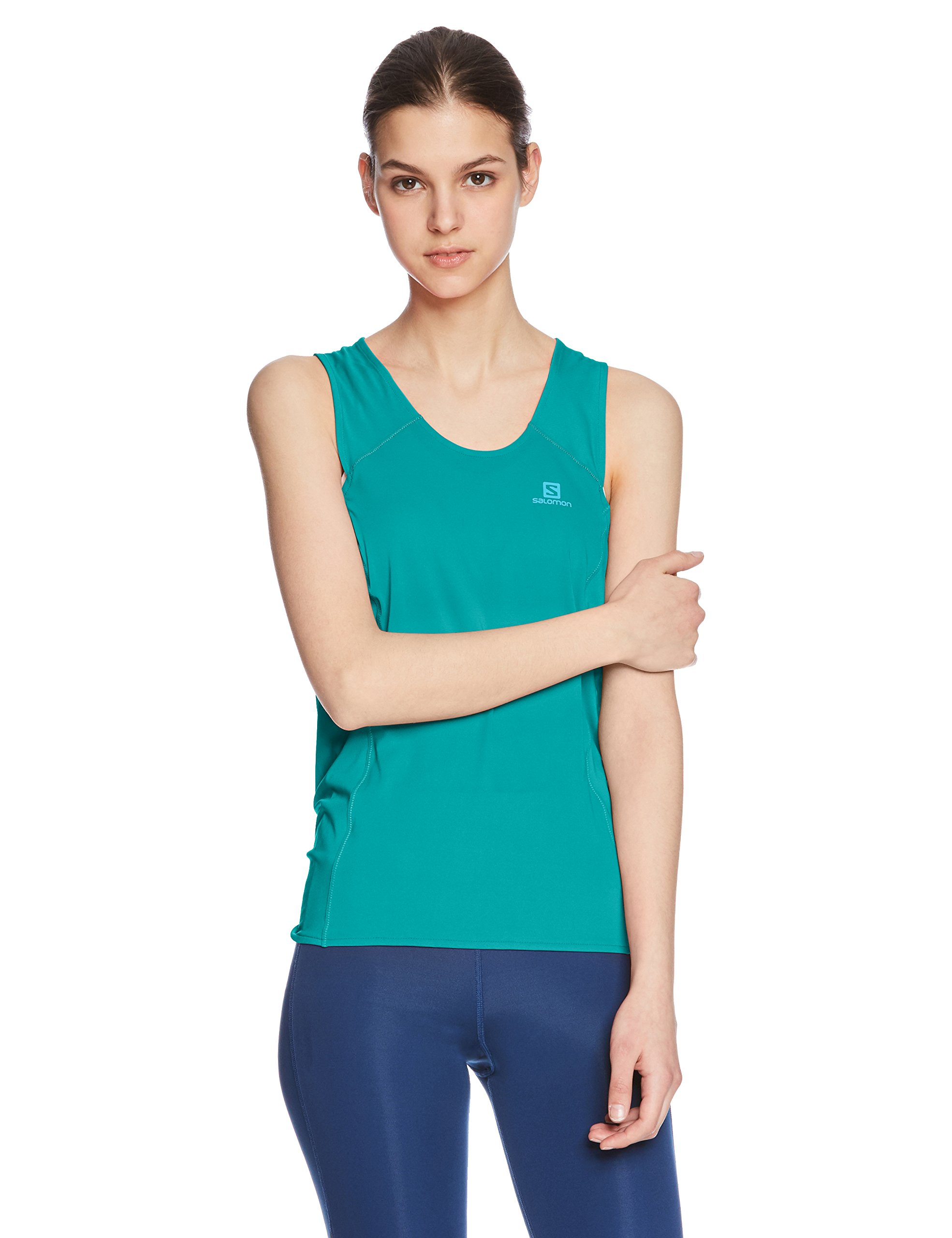 Salomon Comet Tank W, Enamel Blue, Medium