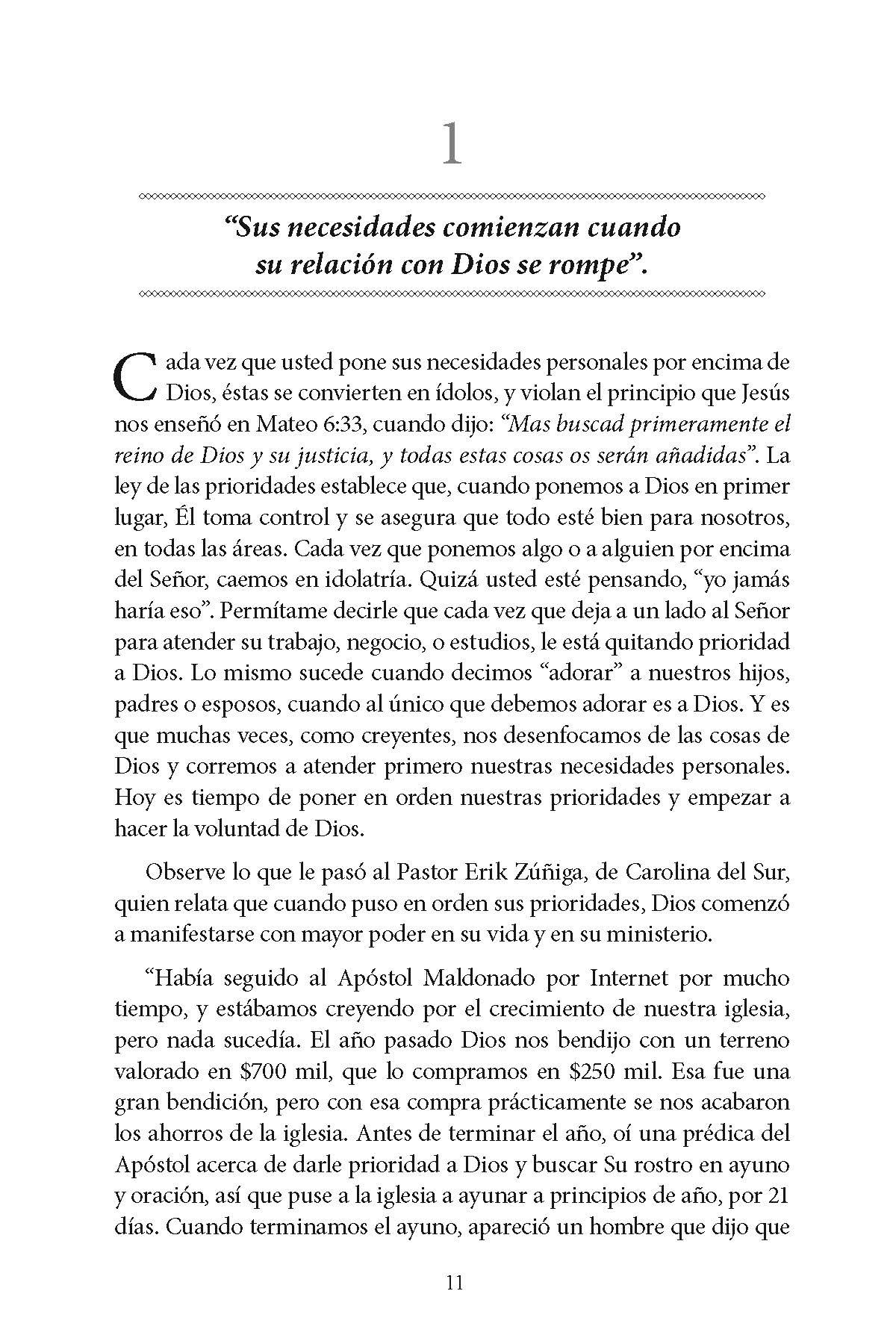 Encuentros Diarios con Dios: Un Devocional Sobrenatural (Spanish Edition): Guillermo Maldonado: 9781592726028: Amazon.com: Books