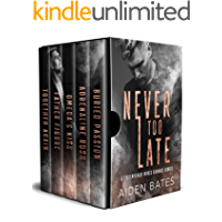 Never Too Late: A Contemporary Mpreg Romance Bundle