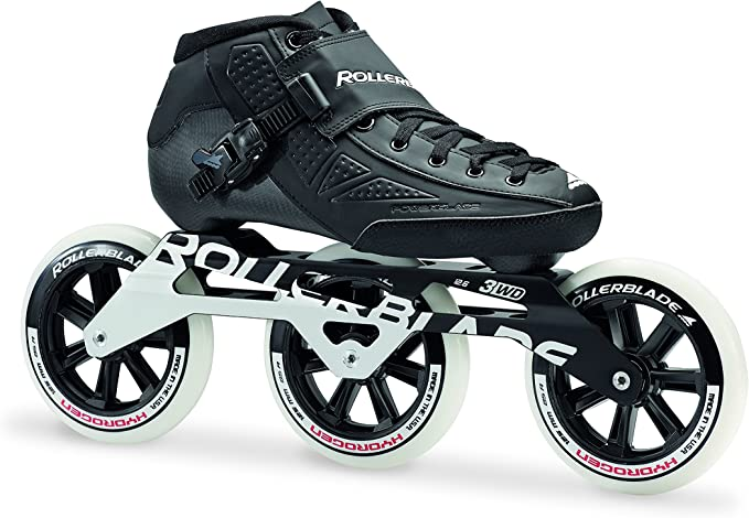 show original title Details about  /6 x Powerslide Infinity 125 mm 125mm 85A Speed Skate Inliners ROLLER B//W