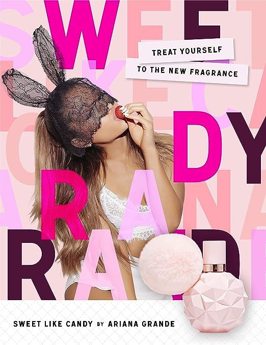Ariana Grande SWEET LIKE CANDY EDP, 1er Pack(1 x 50 milliliters)