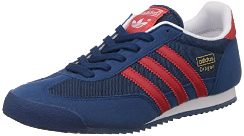 adidas dragon cuir