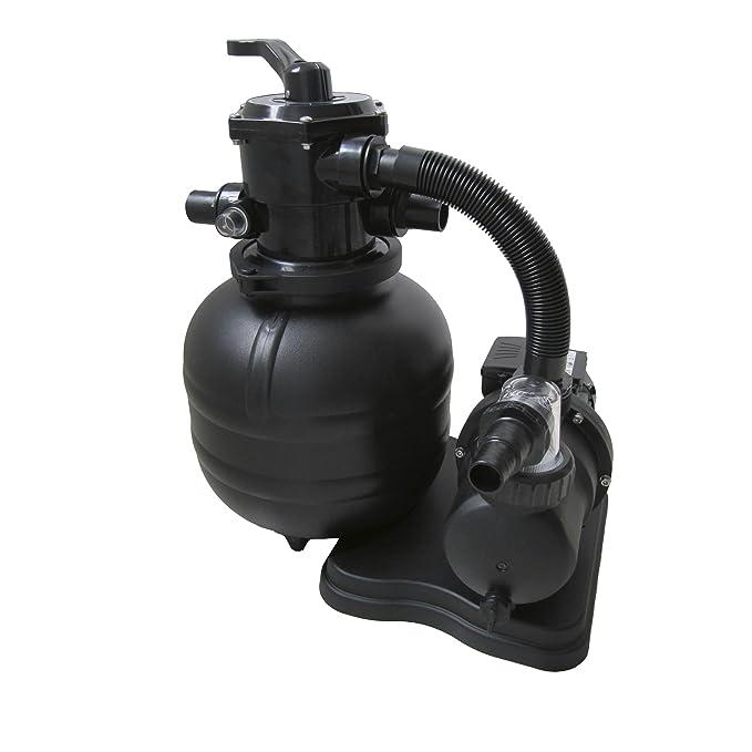2 opinioni per Speedclean 40310 Classic 310- Pompa filtro a sabbia, portata: 6,3 m³, colore: