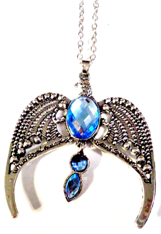 Amazon.com: Tono de plata Ravenclaw Lost Diadem diseño de ...