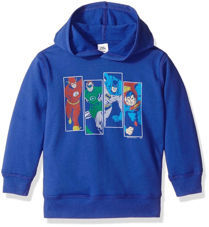 Gymboree Boys Big Multi Hero Sweatshirt