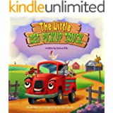 The Little Red Pickup Truck : An easy to read children's book about being helpful and kind. (truck books for kids )