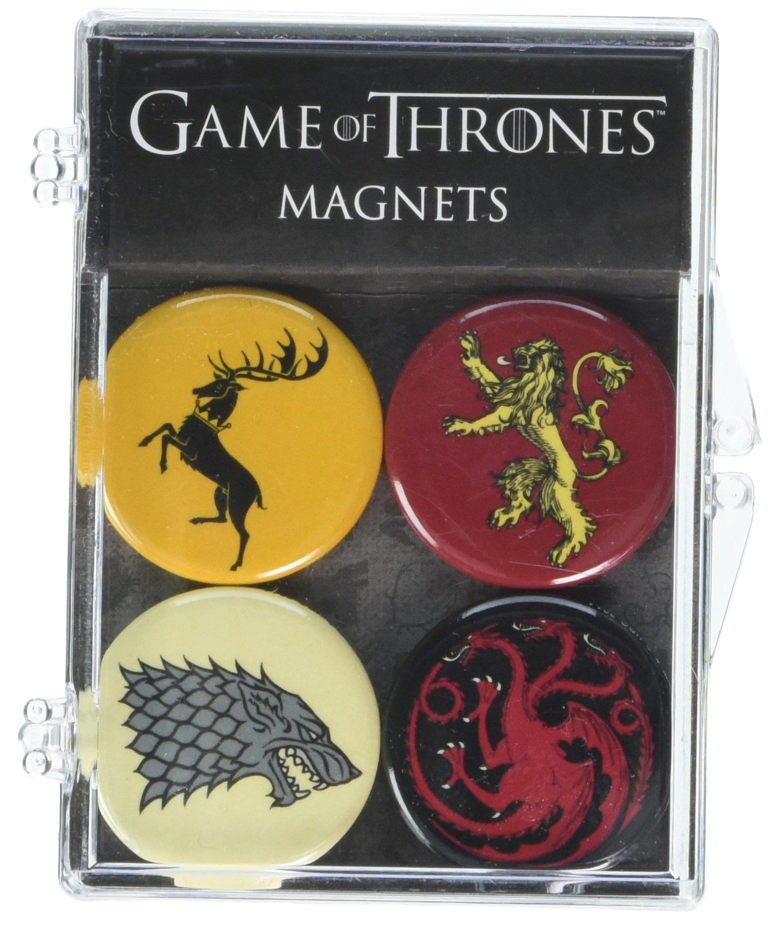 Dark Horse Deluxe Game of Thrones: Magnet (4-Pack)
