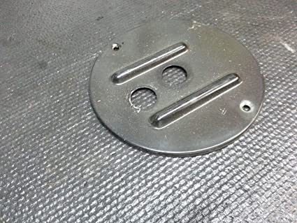 Turbo Nissan 300ZX Fuel Pump/Sending Unit Cover Service Plate