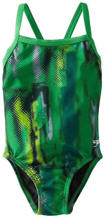e0335e6a845ac Amazon.com   Speedo Big Girls  Youth Digital Surge Flyback Swimsuit ...