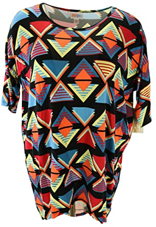 Lularoe Irma XS Multicolored Patterns At Amazon Women's Clothing Amazing Lularoe Sewing Machine Print