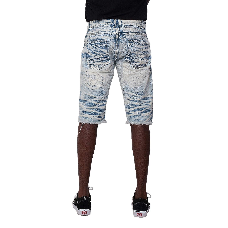 Mens Big and Tall Fashion Shorts by Smoke Rise