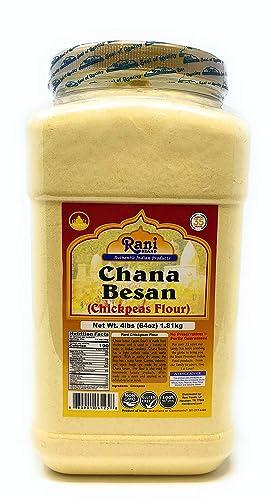 Rani: Chana Besan (Chickpea Flour)