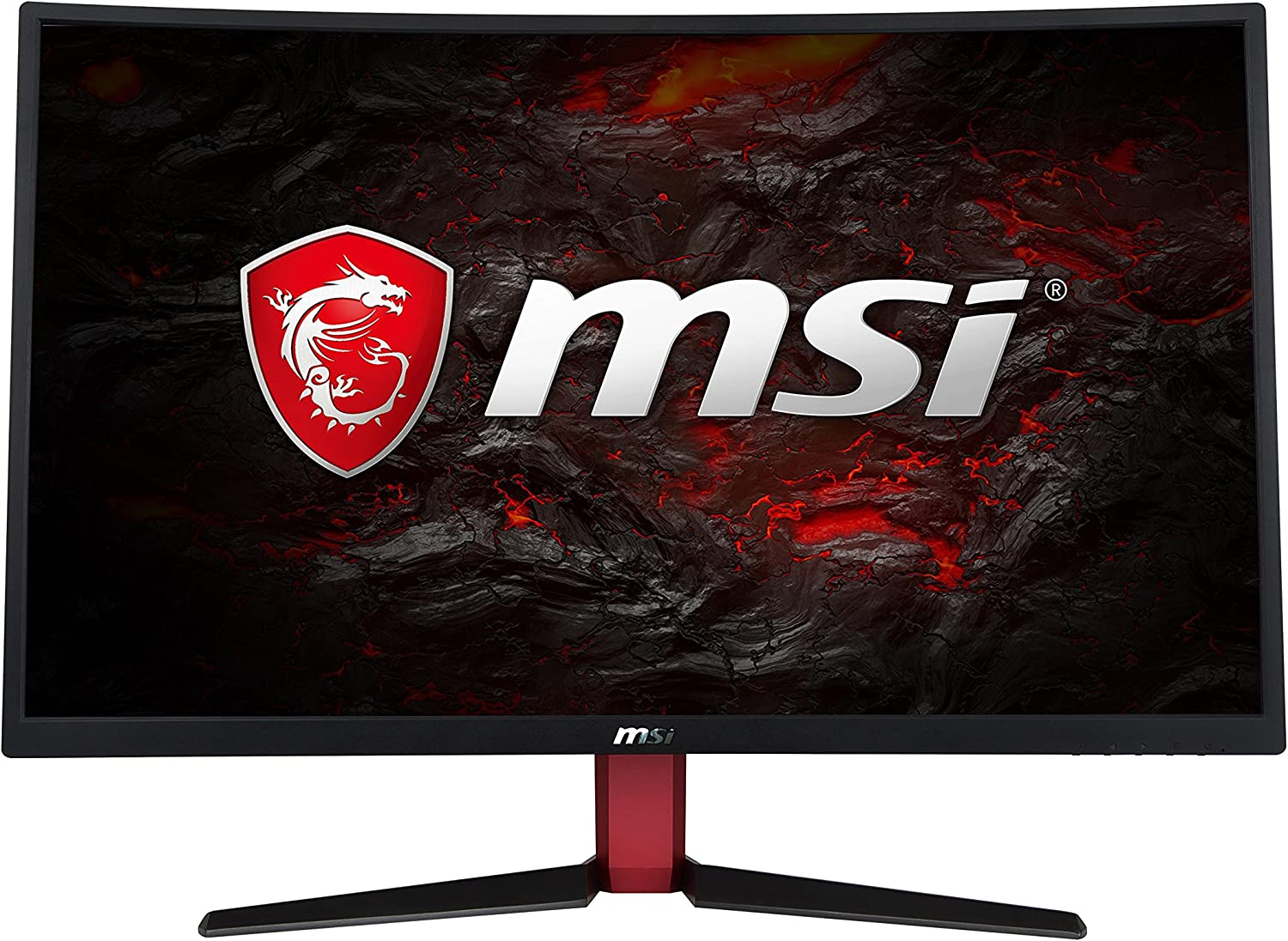 MSI Optix G27C2 27 Inch 1ms 144Hz Full HD Curved Gaming Monitor