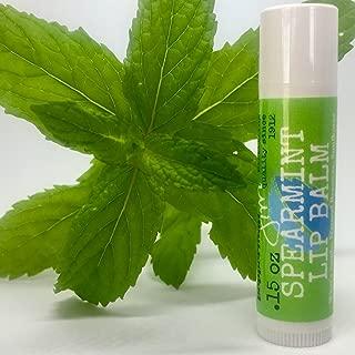 product image for Peppermint Jim's Peppermint Lip Balm (Spearmint)