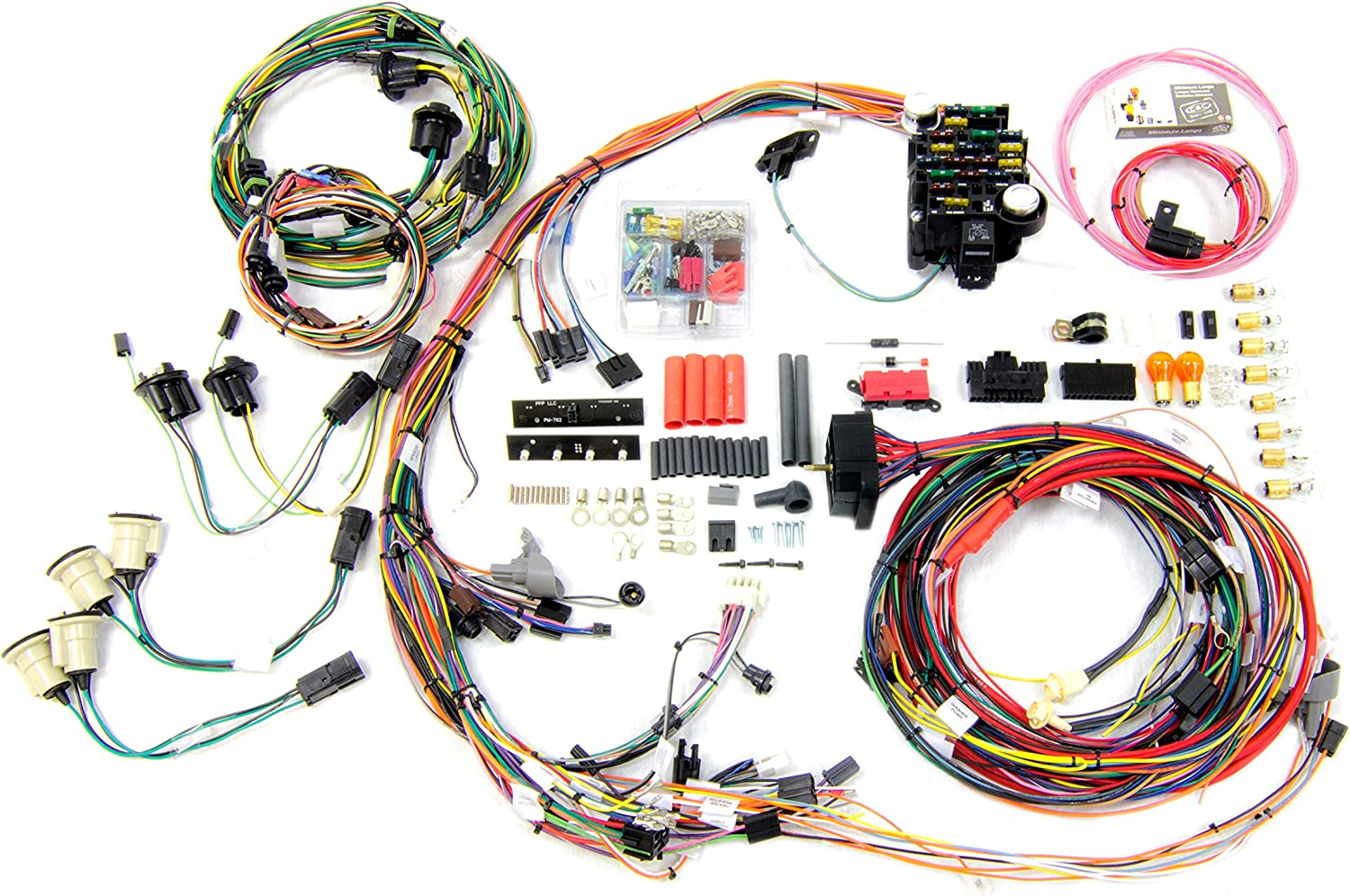 [DIAGRAM_34OR]  Amazon.com: Painless Performance 20202 Direct Fit Camaro Harness (1969) -  26 Circuits: Automotive | Original 68 Camaro Wiring Harness Complete |  | Amazon.com