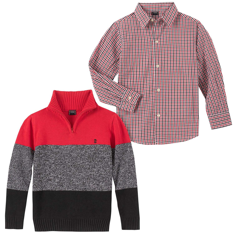 IZOD Boys 2-Piece Holiday Sweater Set