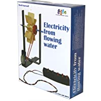 Kutuhal Do It Yourself Hydroelectricity Educational Toy Kit