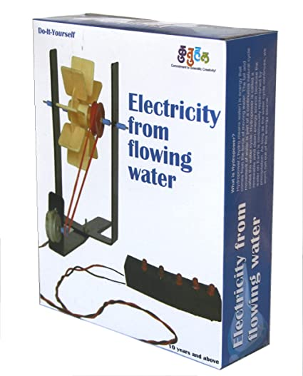 Buy kutuhal do it yourself hydroelectricity educational toy kit kutuhal do it yourself hydroelectricity educational toy kit solutioingenieria Gallery