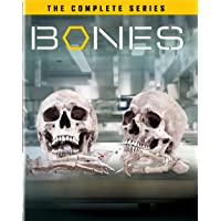 Bones: The Complete Series (Bilingual) (Sous-titres français)