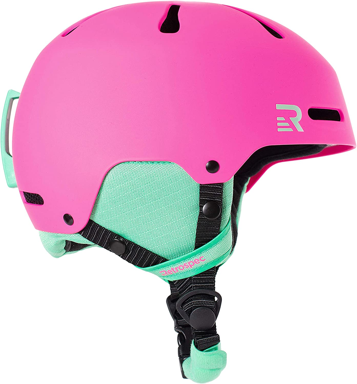 Retrospec Traverse H3 Youth Ski Snowboard Helmet