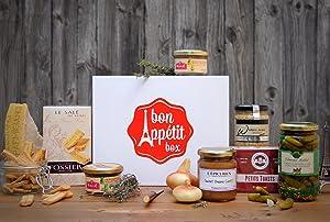 Gourmet French Chic Gift Basket - Paris Aperitif Box