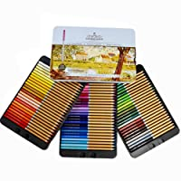 Professional Premium numbered 72 Colored Pencils Set Schpirerr Farben – Oil Based...