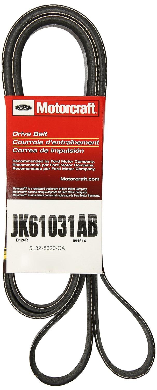 Motorcraft JK61031AB V-Ribbed Belt