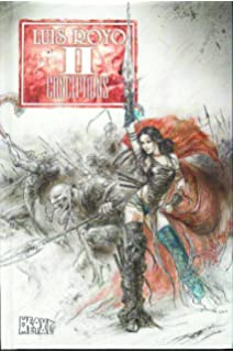 Conceptions i luis royo 9781882931811 amazon books luis royo conceptions volume 2 voltagebd Choice Image