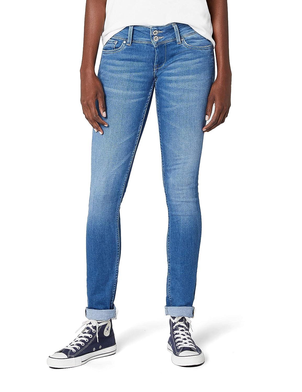 TALLA 24W / 32L. Pepe Jeans Vaqueros Slim para Mujer